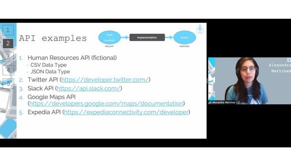Programa APIs sin código con MuleSoft