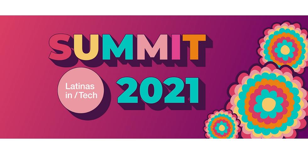 Latinas in Tech Summit 2021