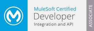 MuleSoft Certified Developer Integration and API Associate