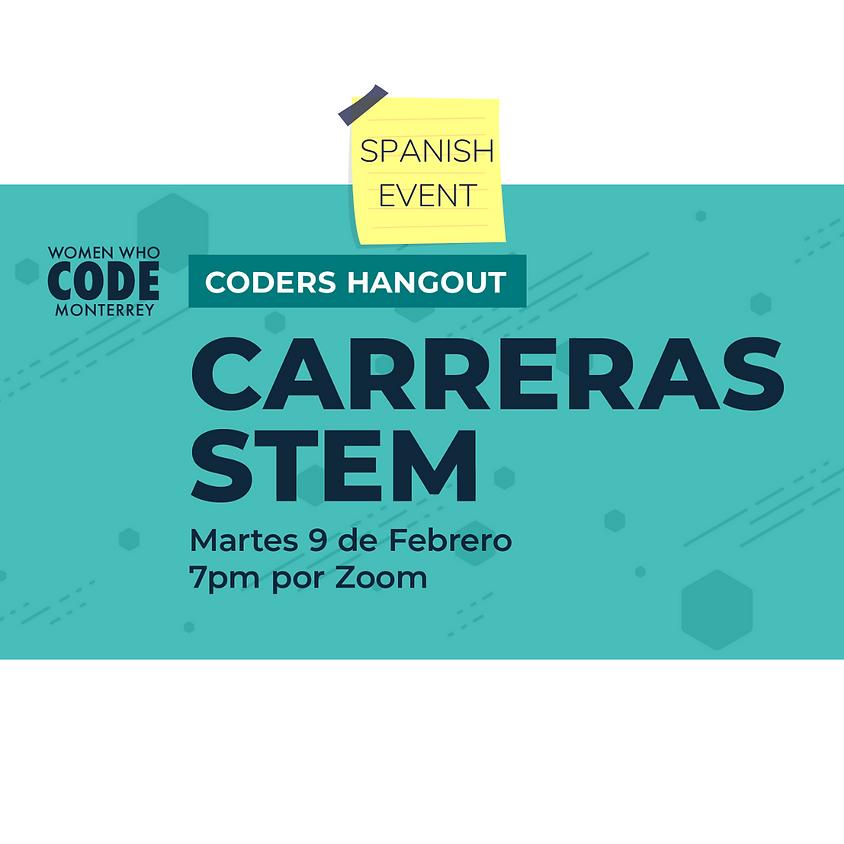 Coders Hangout: Carreras STEM
