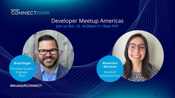 AMER: Developer Community Meetup