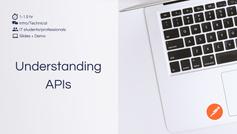 Understanding APIs