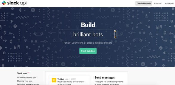 Build personalized applications with Slack's APIs – Part 2