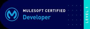 MuleSoft Certified Developer - Level 1