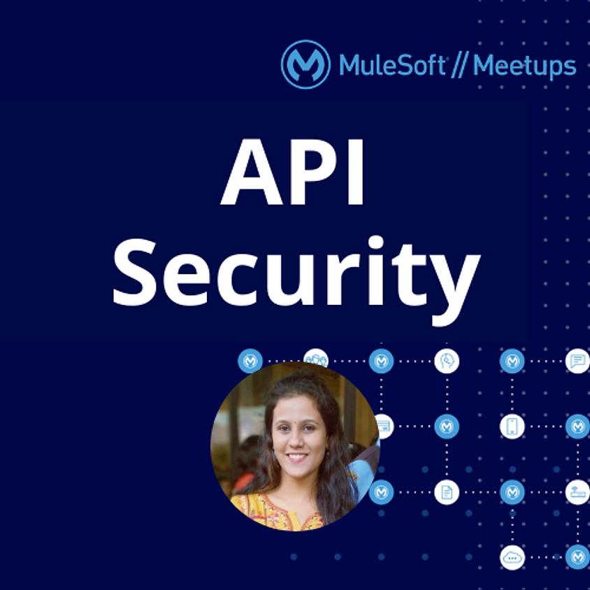 Toronto Virtual Meetup #10 - API Security