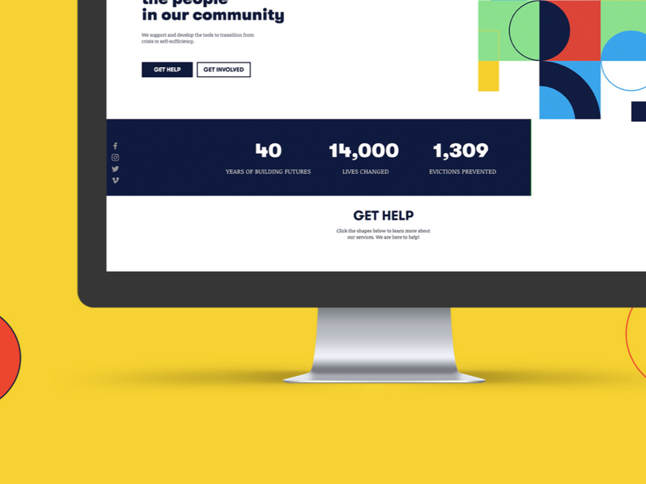 NMIC Web/Branding