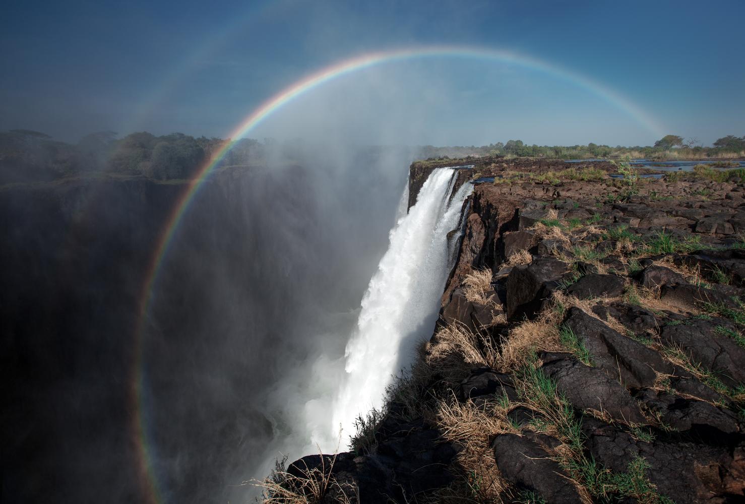 Victoria Falls - Tongabezi