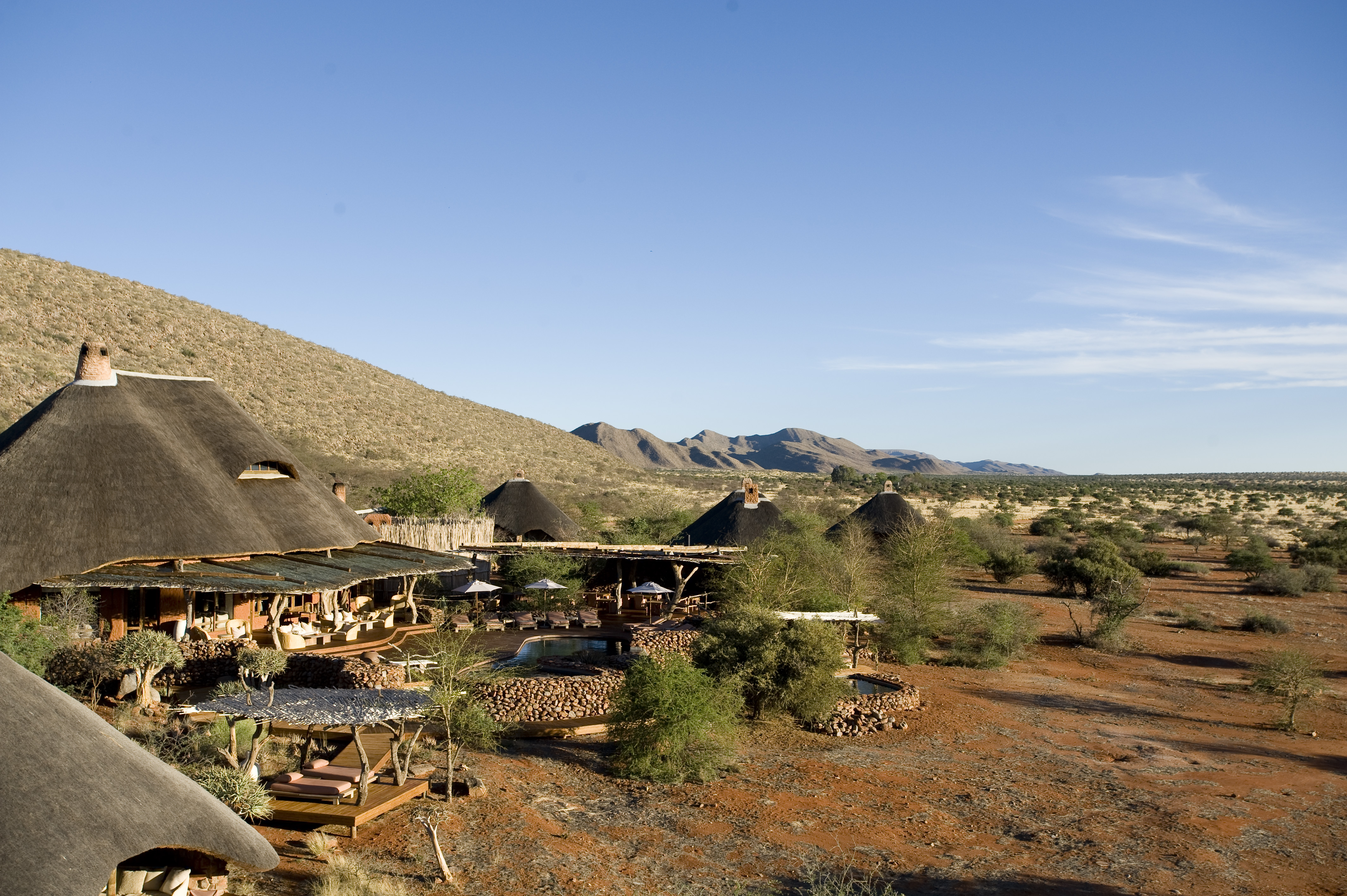 Tswalu - South Africa