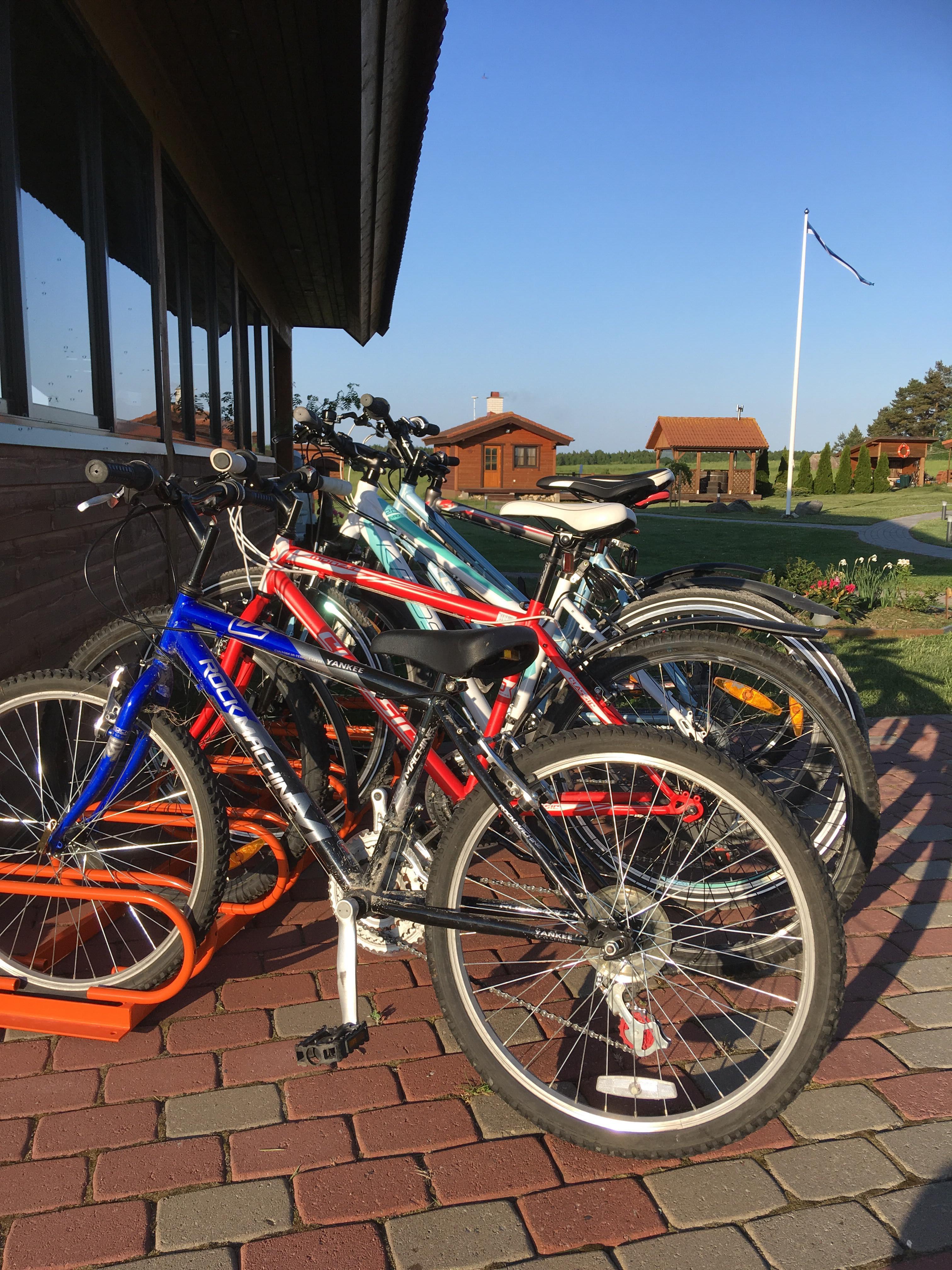 Jalgrataste rent
