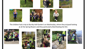 Pre-School - w/c 8th April 2019