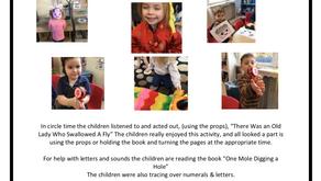 Pre-School Room - 4th Feb 2019