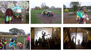 Out of School Blog – October Half Term (2017)