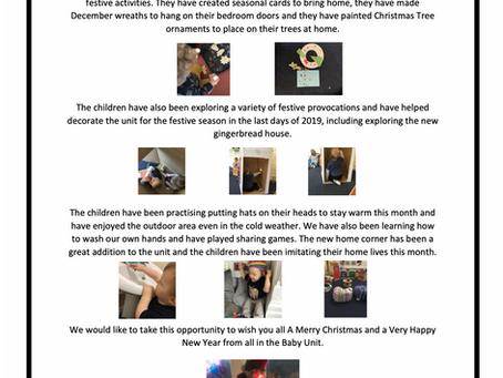 Baby Room Blog December 2019