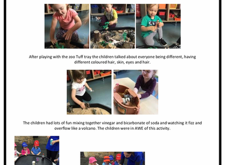 2-3's Room w/c 24th June 2019