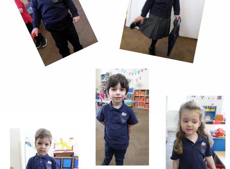 Our New Uniform – September 2018