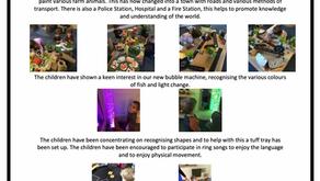 2 – 3's Room Blog January 2020