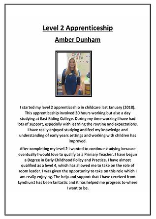 Amber Dunham