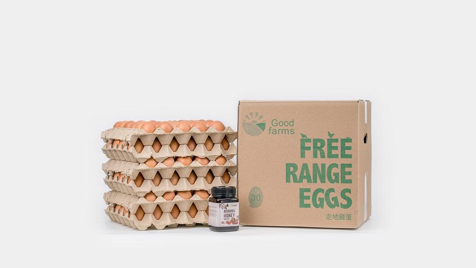 Egg+Honey Value Pack
