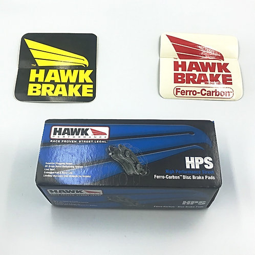 Hawk HB622 F.490 HPS Spridget Rear