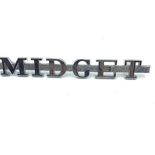 Midget Badge 62-on