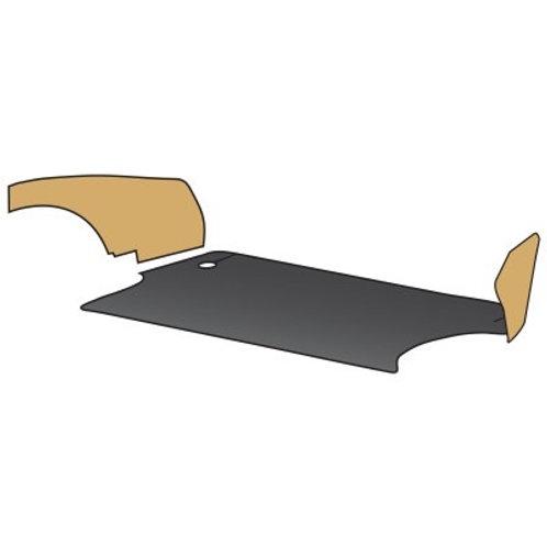 Interior Trunk Liner Kit - Black - Bugeye