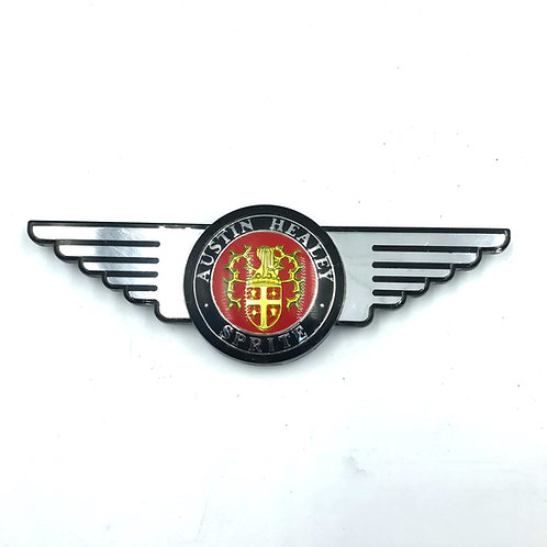 Plastic Winged Emblem