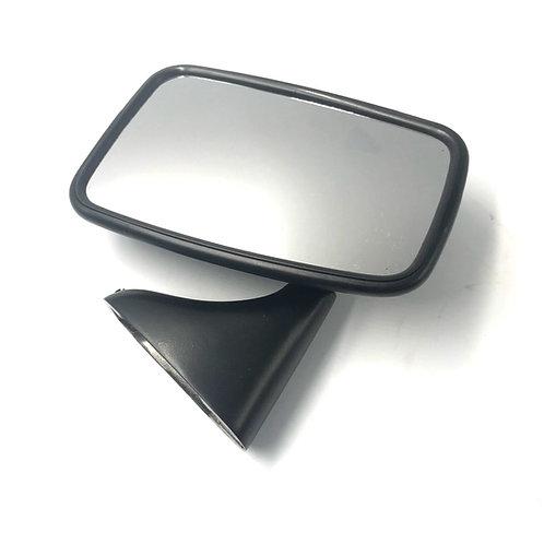 Mirror Left Hand Door Black