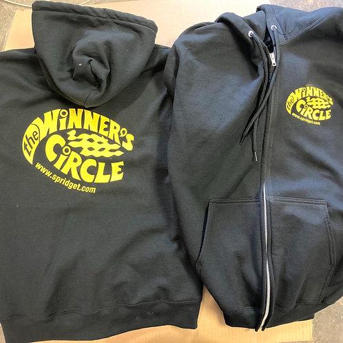 Winner's Circle Zip up Hoodie