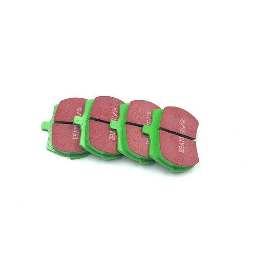 Brake Pads Spridget - Green Stuff
