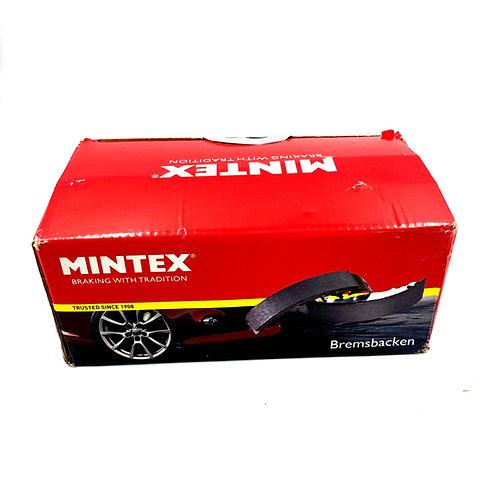 Rear Shoes Late Mintex