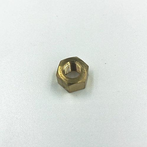 Manifold Nut - Brass 948, 1098, 1275 - set of 6