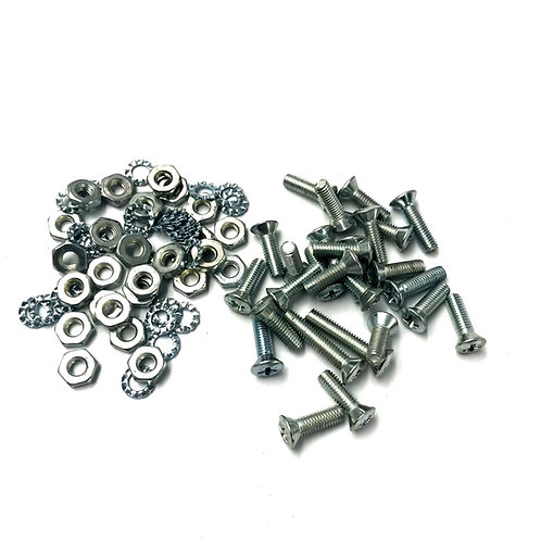 Cockpit Capping Screw Kit
