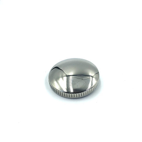 Fuel Filler Cap-Chrome 70-on