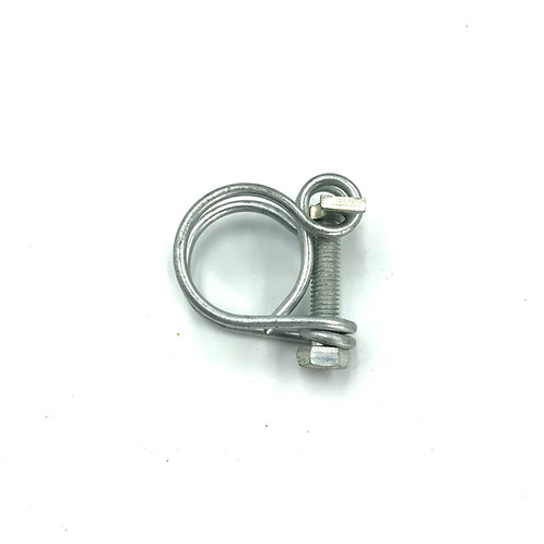 "Wire Hose Clamp - 5/8"" to 3/4"""