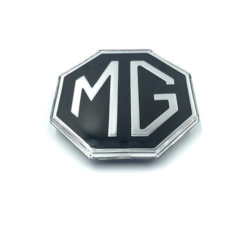 Octagon Badge - Plastic
