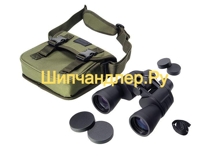 Бинокль призменный VEBER Classic БПЦ 12х50 VR