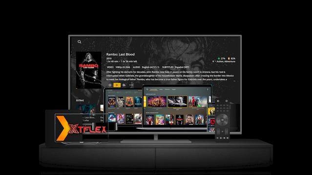 XTFLEX TV