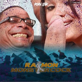 RAMON MONSTERCOCK FUCK FAN BOOK