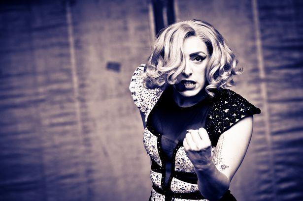 Donna Marie Lady Gaga Tribute