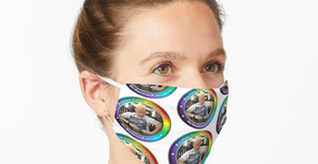 Face Masks / Covering to become mandatory in work / public places.