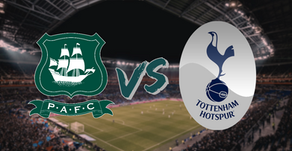 ARGYLE HAVE TOTTENHAM HOTSPUR IN THEIR SIGHTS