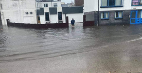 Plymouth Flooded: Flash Floods Hit Plymouth