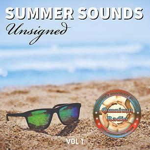 Summer Sounds Album Art