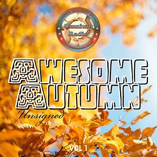 Awesome Autumn Album Art