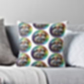 Rainbow John Small Pillow.jpg