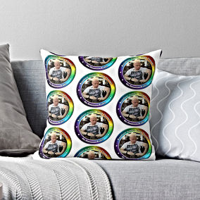 Rainbow John Small Pillow.jpg