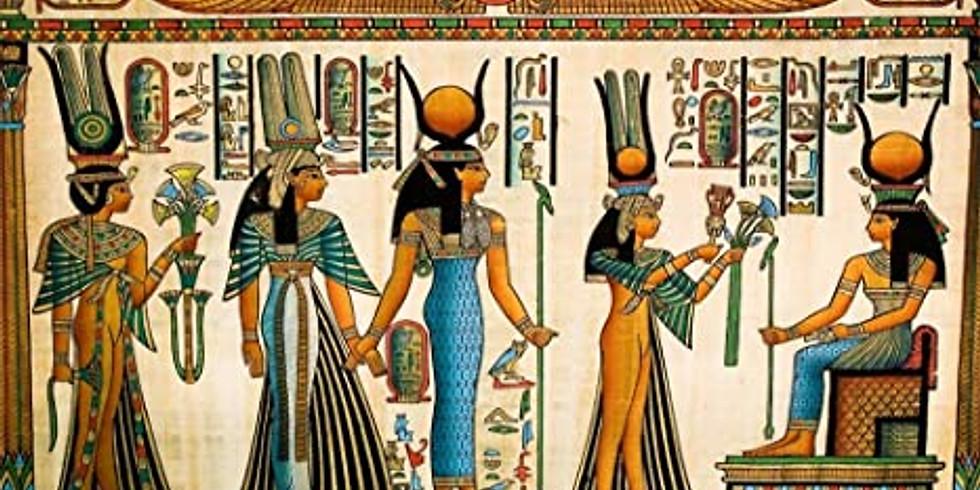 Méditation avec les présences Égyptiennes ou indiennes (1)