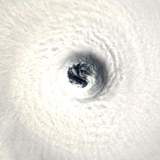 "Atelier ZOOM : "" L'œil du Cyclone """