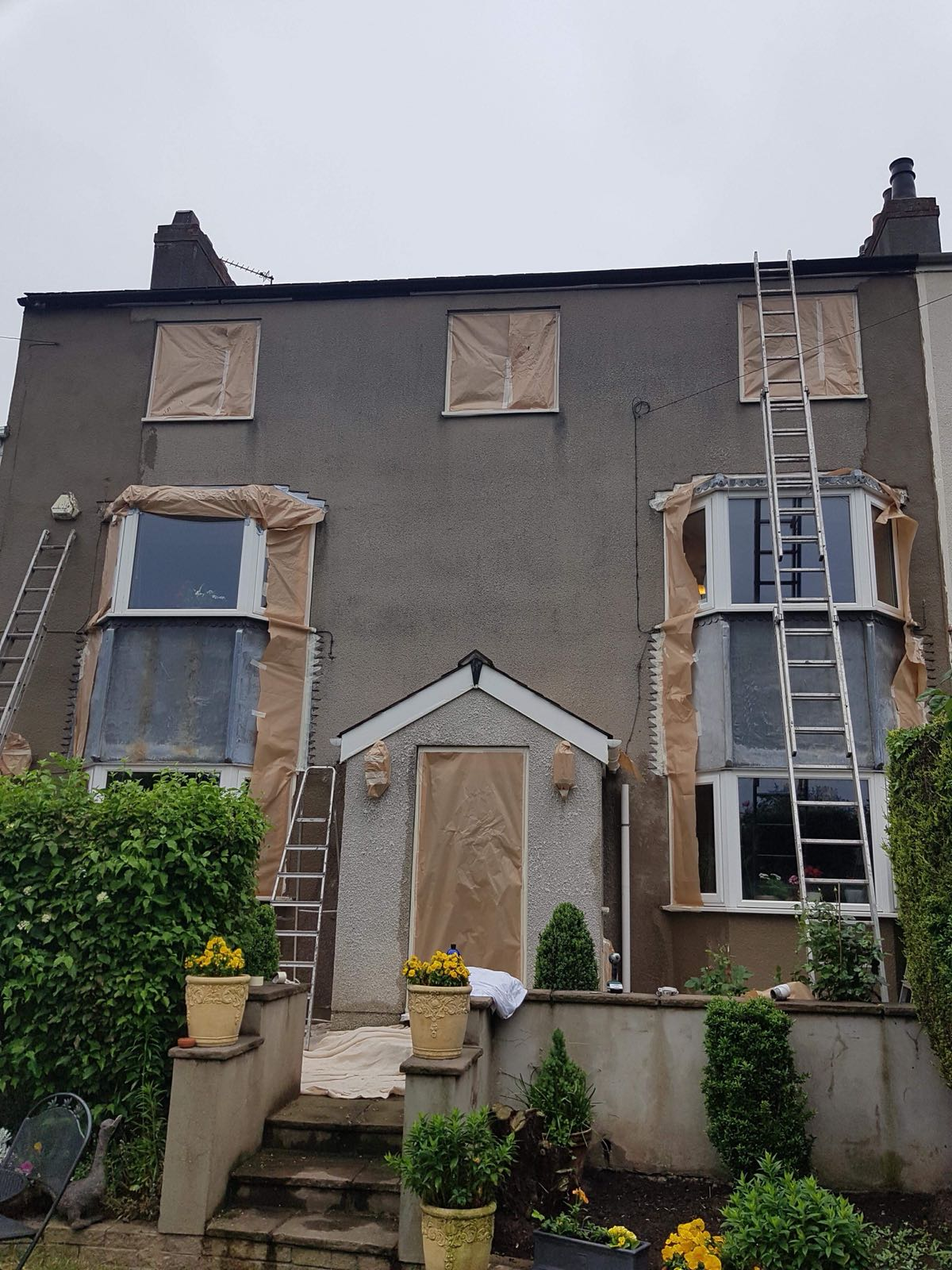 Terraced House Preparation