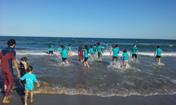 curso de surf para socios